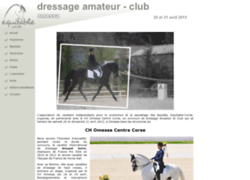 dressage.equitable-corse.com