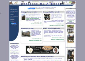 dressageonabudget.co.uk