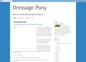 dressagepony.blogspot.ie