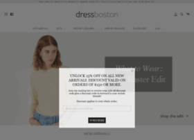 dressboston.com