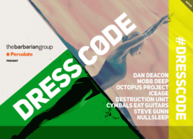 dresscode.splashthat.com