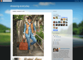 dressing-everyday.blogspot.com