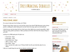 dressmakingdebacles.blogspot.com