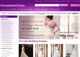 dressmarketonline.com