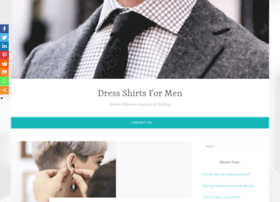 dressshirtsformen.net