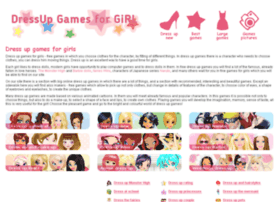 dressupgames4girl.com