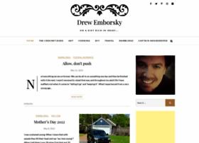 drewemborsky.com