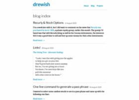 drewish.com
