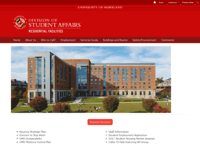 drf.umd.edu