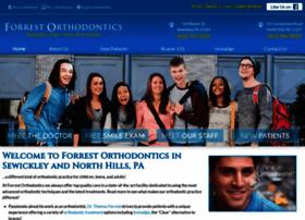 drforrestorthodontics.com