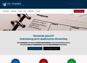 drfranke.de