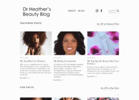 drheathersbeautyblog.com