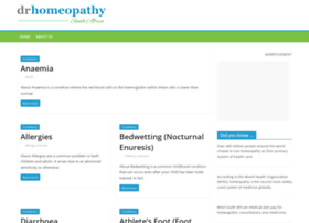 drhomeopathy.co.za