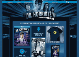 drhorrible.com