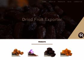 driedfruitexporter.com