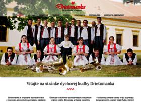 drietomanka.sk