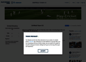 driffield.play-cricket.com
