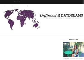 driftwoodanddaydreams.com