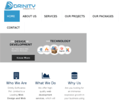 drinitysoftwares.com