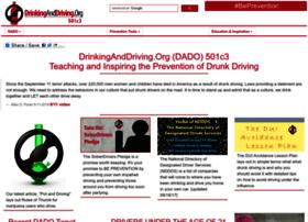 drinkinganddriving.org