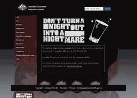 drinkingnightmare.gov.au