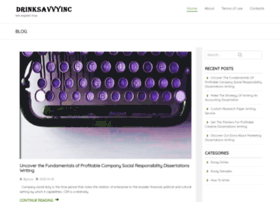 drinksavvyinc.com