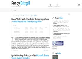 drisgill.com