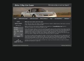 drive2daycarloans.com