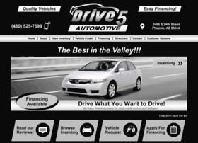 drive5autogroup.com