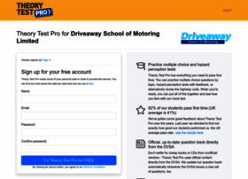 driveaway.theorytestpro.co.uk