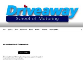 driveawayschoolofmotoring.com