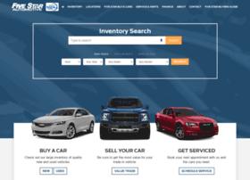 drivefivestar.com