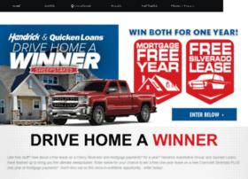 drivehomeawinner.com