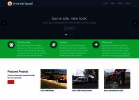 driveonwood.com