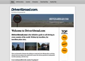driverabroad.com