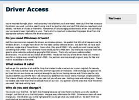 driveraccess.com