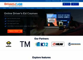 driveredtogo.com