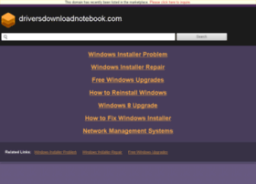 driversdownloadnotebook.com