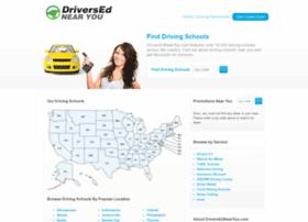 Driversednearyou.com