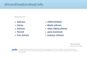 driversfreedownload.info