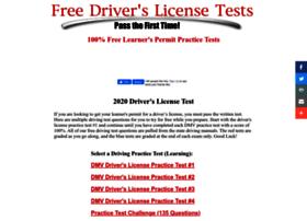 driverslicensetest.net