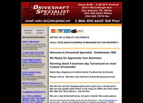 driveshaftspecialist.com