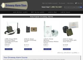 drivewayalarmstore.com