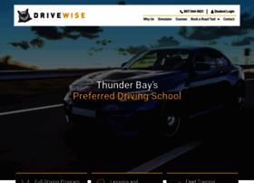 drivewisethunderbay.com