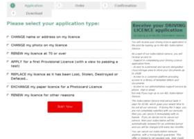driving-licence.webdocu.co.uk