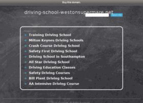 driving-school-westonsupermare.net