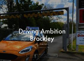 drivingambitionbrackley.info