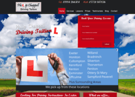 drivinginstructorsinexeter.com