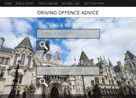 drivingoffenceadvice.co.uk
