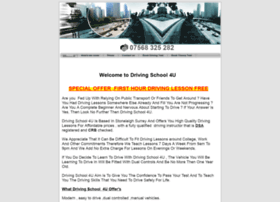 drivingschool-4u.co.uk